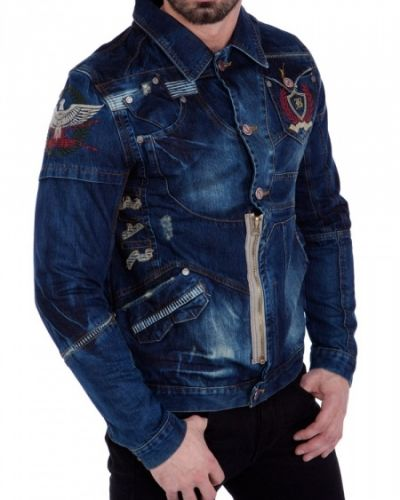Bar Bar magic denim jacka dark blue -