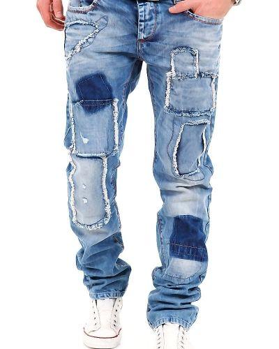 Blandade jeans från Cipo till herr.