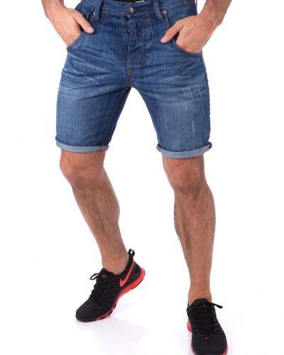 Felix denim shorts mörkblå Felix shorts till herr.