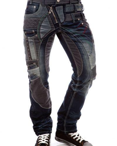 Till herr från Japrag, en blandade jeans.