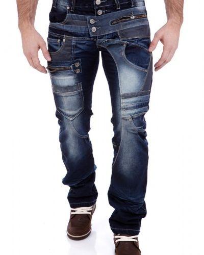 Blandade jeans från Japrag till herr.