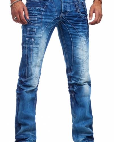Jeansnet blandade jeans till herr.
