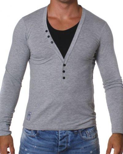 Longsleeve fernando grå/svart Longsleeve tröja till herr.