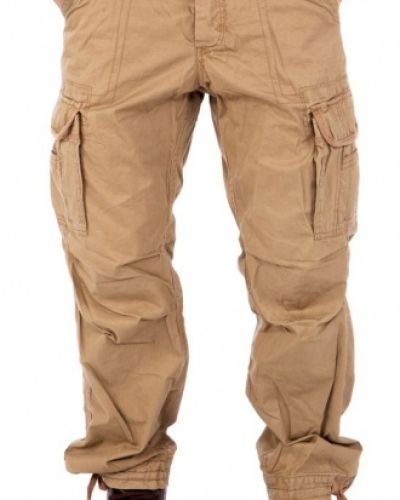 Premium vintage pants washed beige Premium byxa till herr.