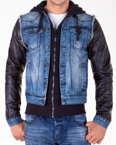 Jeansjacka Rocky denim jeansjacka - från Rocky