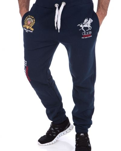 Royal polo sweatpants marin - Royal mjukisbyxa till herr.