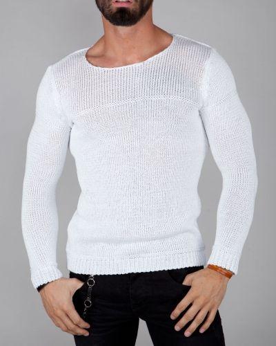 Till herr från Santiago, en vit tröja.