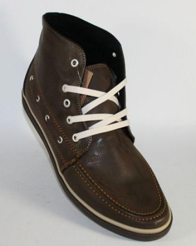 Till herr från Sko, en brun sko.