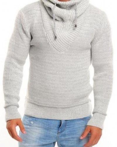 Stickad tröja léon Stickad tröja till herr.