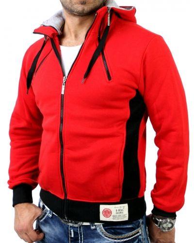 Till herr från Titus, en röd tröja.