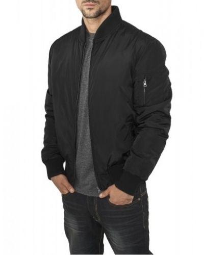 Urban Urban classic bomber jacket svart