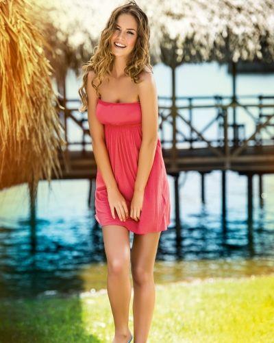 PHAX® Fashion - St Barts Strandklänning Phax Swimwear strandklänning till tjejer.