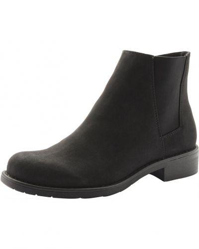 Ankelboots Basic Chelsea Boot JJA15 från Bianco