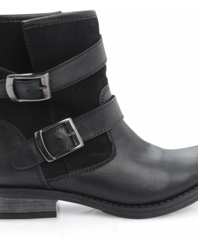 Bianco Beline Leather Boot