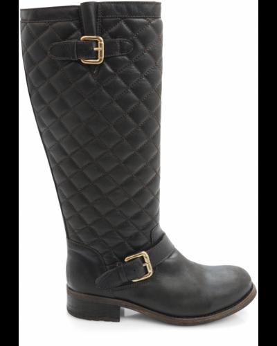 Berbel Leather Boot Bianco stövlel till dam.