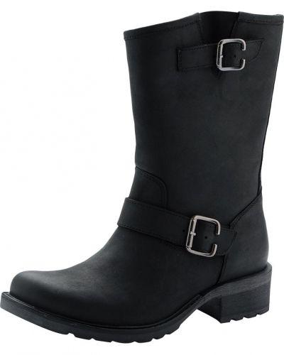 Stövlel Boot w/Buckle Straps SON14 från Bianco