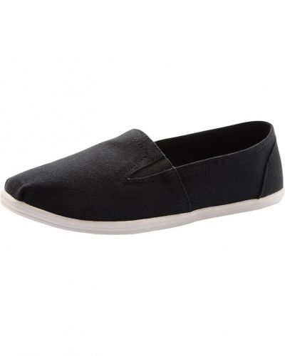 Ballerinasko Canvas Loafer MAM15 från Bianco