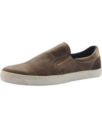 Till herr från Bianco, en brun sneakers.