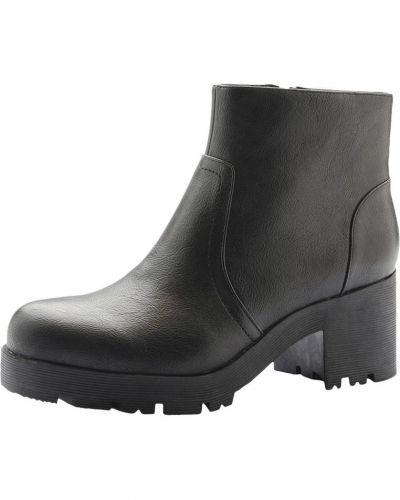 Ankelboots Chunky Casual Boots JJA15 från Bianco