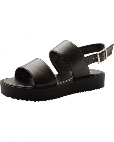 Bianco Chunky Flatform Sandal EXP15