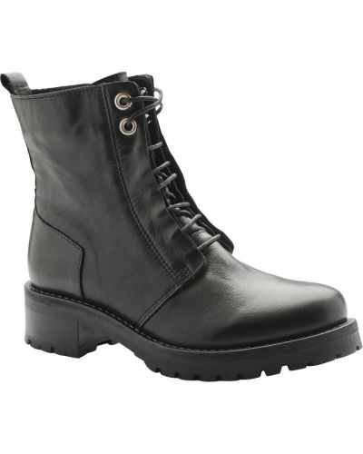 Ankelboots Chunky Lace Boot JJA15 från Bianco