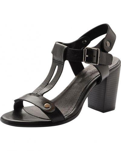 Svart sandal från Bianco till dam.