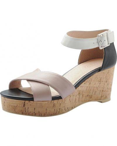 Bianco Cross Strap Sandal MAM15