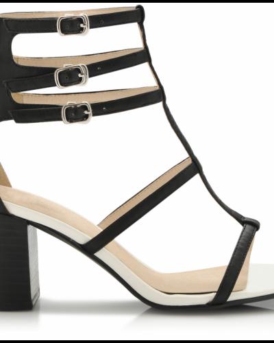 Bianco Fabiola sandal