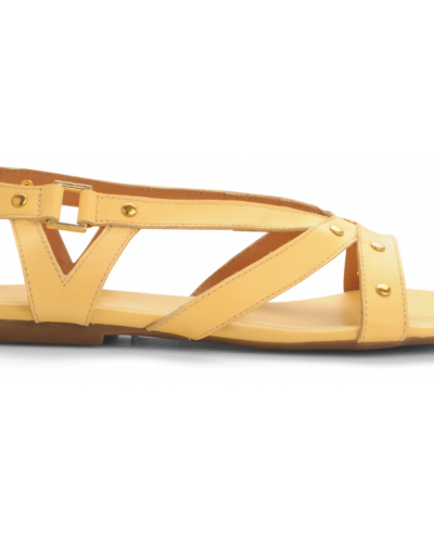 Bianco Henni Sandal