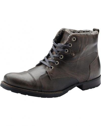Leather Laced-up Boot SON14 Bianco vinterstövlel till herr.