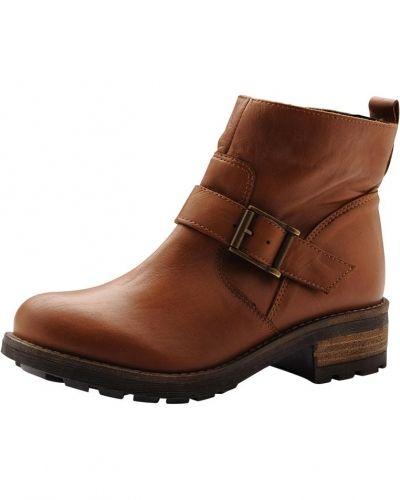 Bianco Liva Leather Boot DJF15