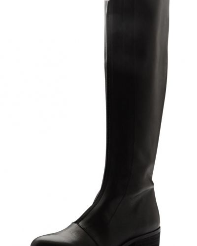 Bianco Long Boot W. Front Zip EXP14