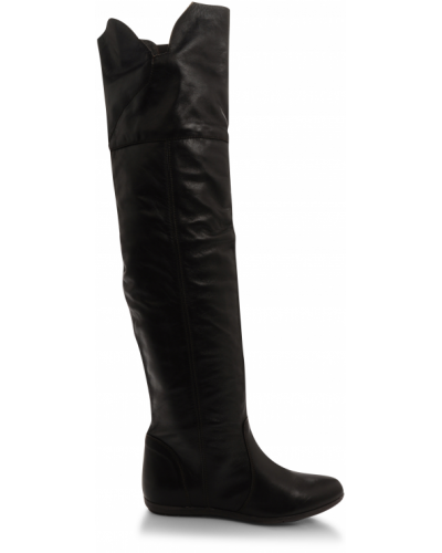 Bianco Mille Leather Boot