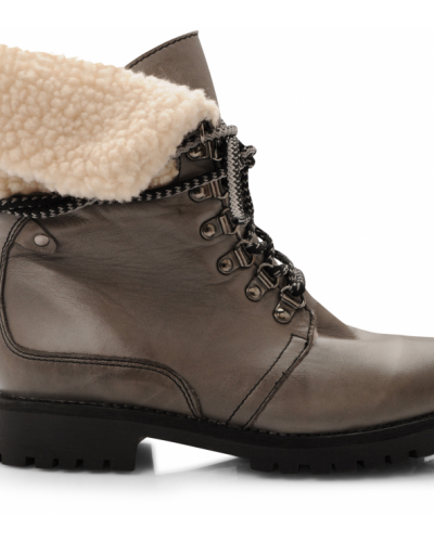 Bianco Milo Leather Boot