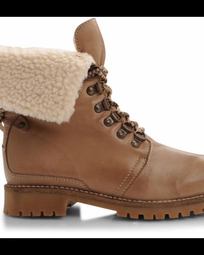 Bianco Milo Leather Boot