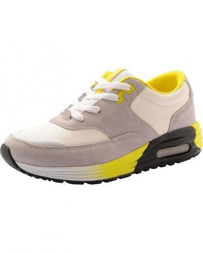 Mixed sneaker DJF15 Bianco sneakers till dam.