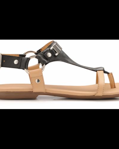 Bianco Nashima Leather Sandal