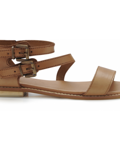 Bianco Nenna Leather Sandal