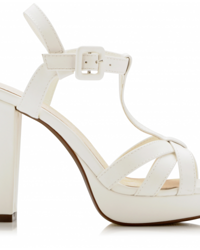 Bianco Nichu Sandal