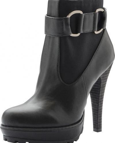 Ankelboots Stiletto Ankle Boot DJF15 från Bianco
