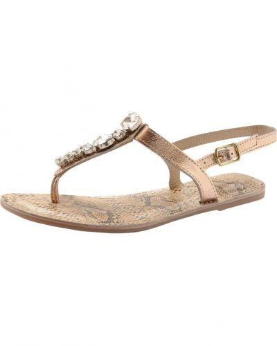 Till dam från Bianco, en bronsfärgad sandal.