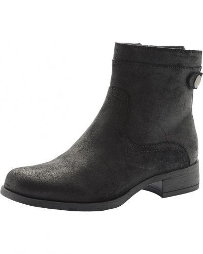 Waxed Warm Boot JJA15 Bianco vinterstövlel till dam.