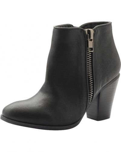 Ankelboots Zipper Basic Boot JJA14 från Bianco
