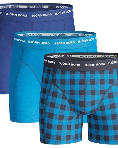 Björn Borg Björn Borg Boy Shorts Basic Check 3-pack
