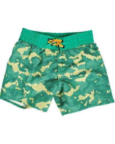 Grön shorts från Björn Borg till kille.