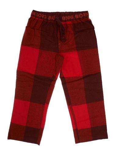 Björn Borg Kids Pyjamas Pant Zen Check Tawny Björn Borg pyjamas till ospec./Unisex.