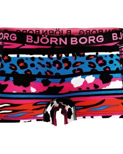 Björn Borg Björn Borg Mini Short Girls Blue Pink