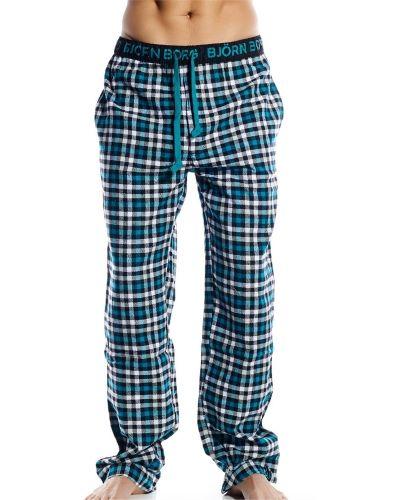 Björn Borg Björn Borg Refuge Check Pyjama Pants Black