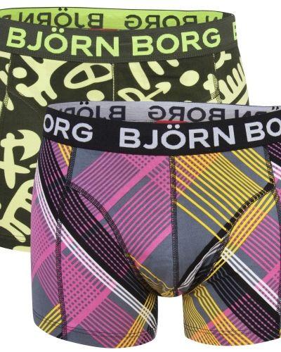 Flerfärgad boxerkalsong från Björn Borg till herr.