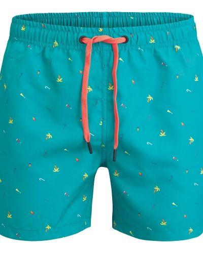 Grön shorts från Björn Borg till herr.